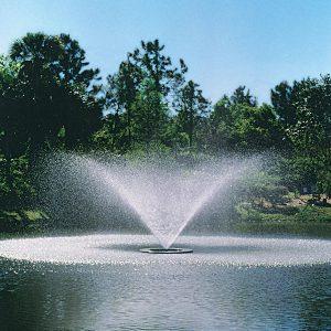 FunnelJet lake fountain