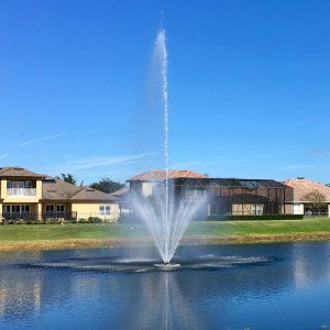 TwoTier fountain by Vertex