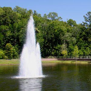 MultiGeyser Floating Fountain by Vertex