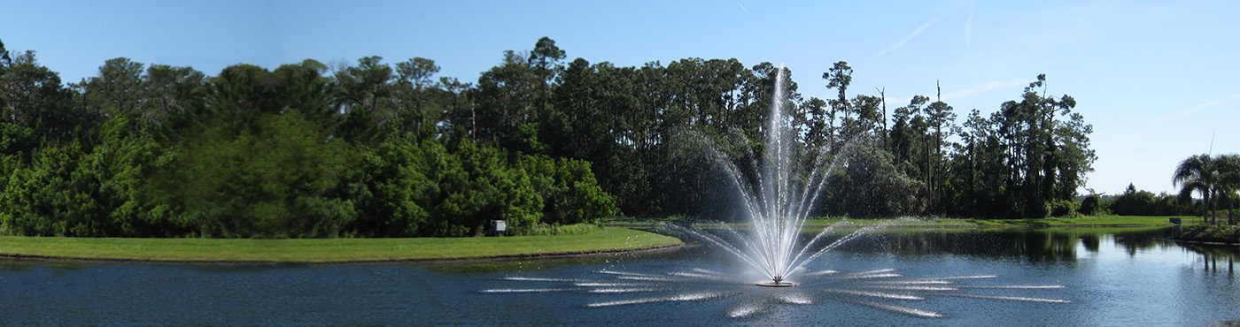 TriTier Floating Fountain
